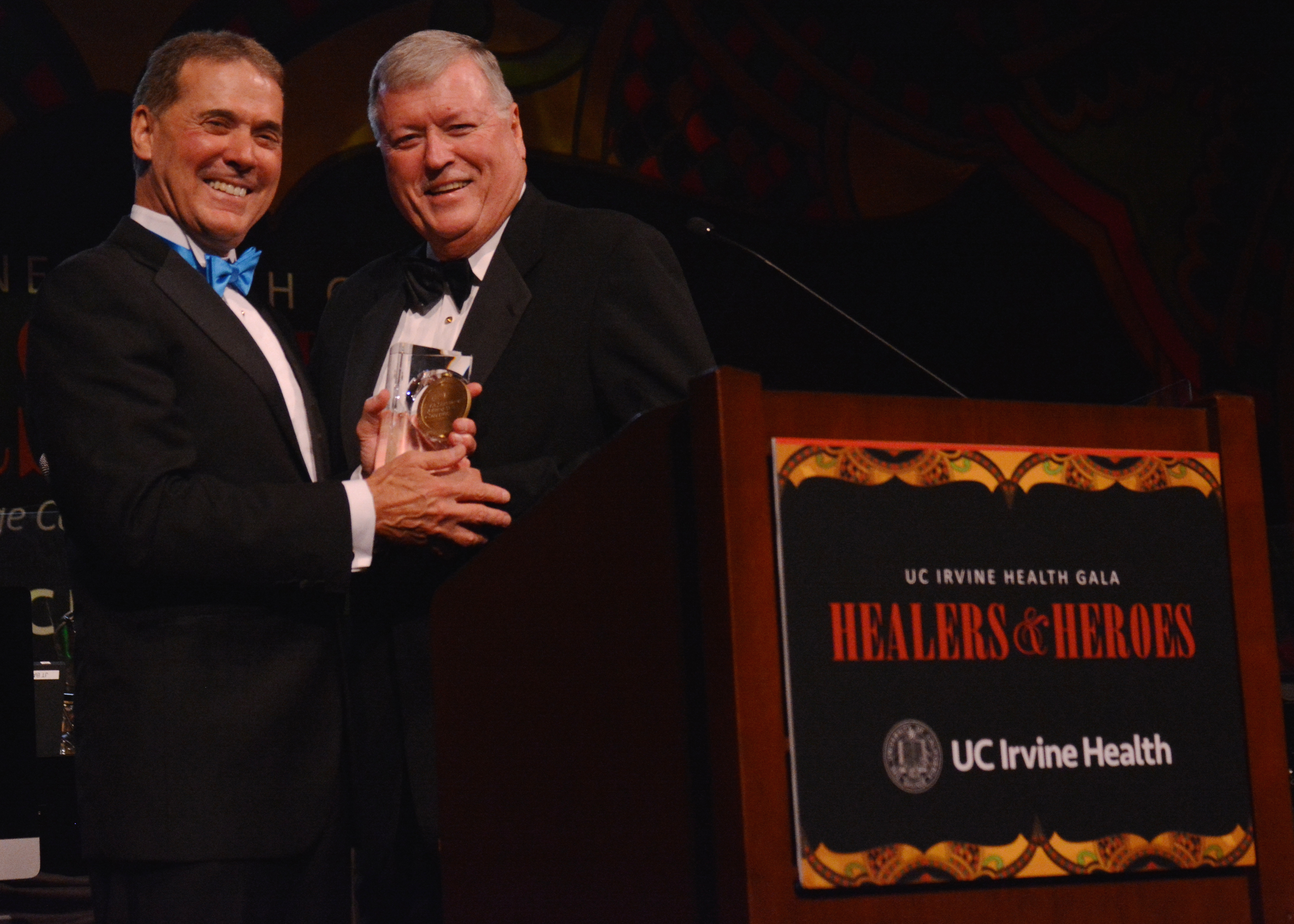 $1.6M in new research funding raised at UC Irvine gala