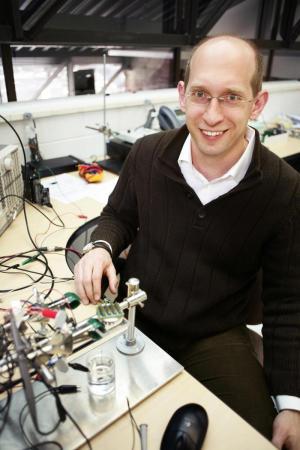 Professor Florian Solzbacher