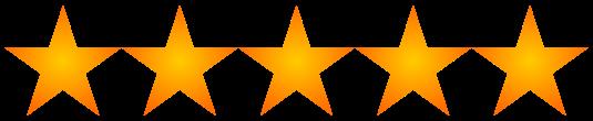 5 Star Award Winners