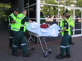 Current Science events Paramedics