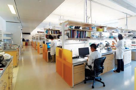 biofuels research lab