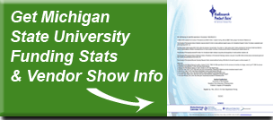 Michigan State University Funding & Statistics
