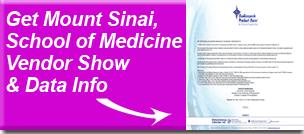 Mount Sinai Vendor Show