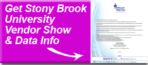 Stony Brook vendor show