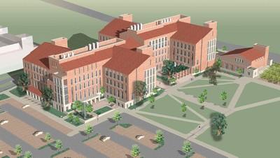 molecular biotechnology building