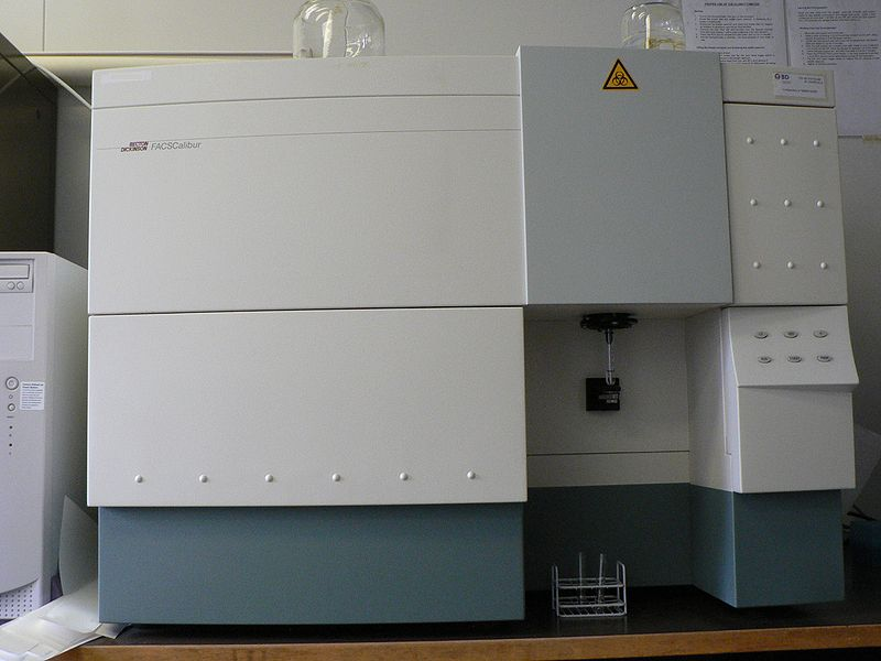 research cytometer
