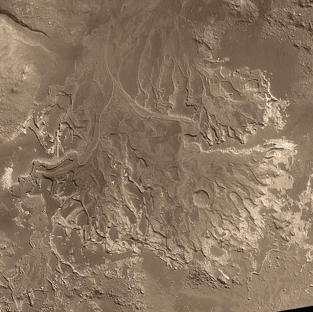 Martian Delta