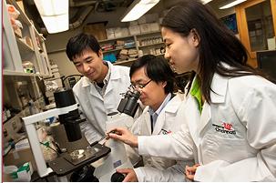 Cincinnati research lab
