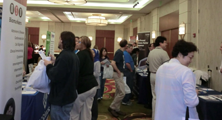 Meet researchers at Seminars and events