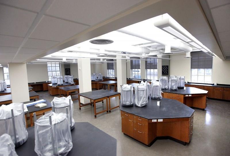 madison biochemistry labs