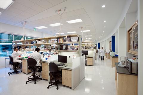 modular science labs