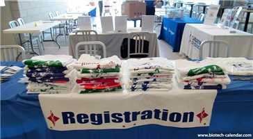Registration at Biotechnology Calendar Event