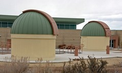 new astronomy building