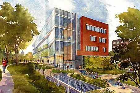 New WSU Bioscience Research Building