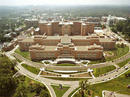 NIH Clinical Research Center aerial resized 600