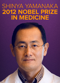 Nobel stem cell research winner