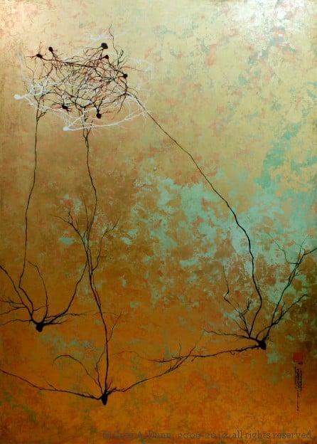 penn neuron art