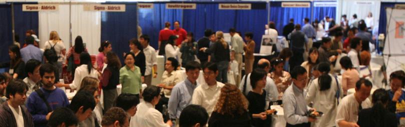 Trade show calendar at UCLA