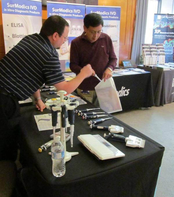 lab equipment suppliers building trust