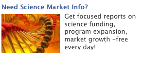 science market ad