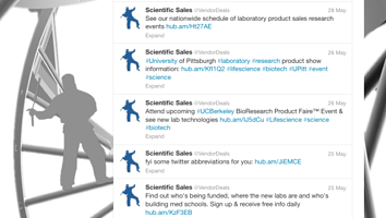 Science Twitter Account Photo