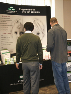 Seminars and vendor events included
