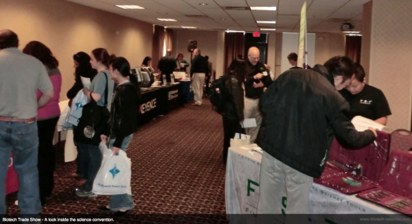 Biotechnology Calendar life science trade show