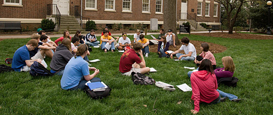 UGA students