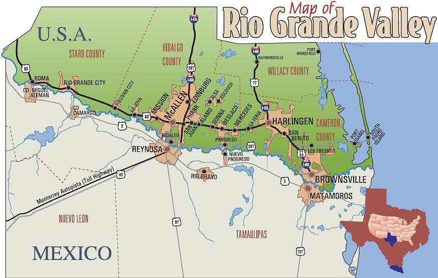south texas rio grande valley