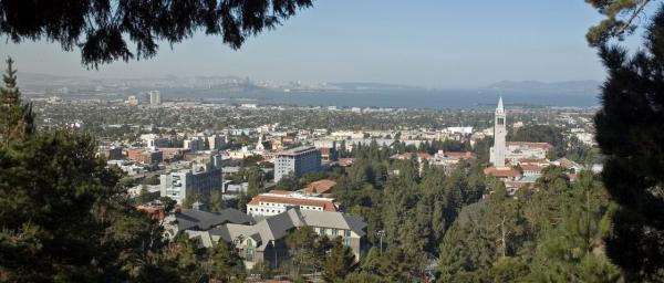 ucb campus skyline