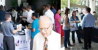 scientific sales product fairs