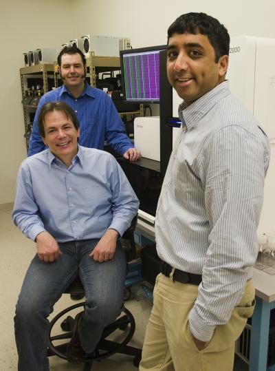 UW genomics researchers
