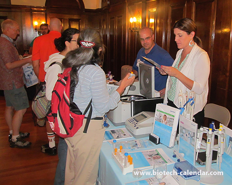 Oregon State University BioResearch Product Faire event