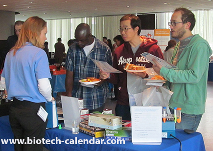 New York area researchers learn about new lab products at the 2014 BioResearch Product Faire™ Event.