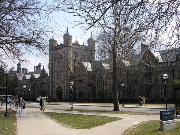 University of Michigan at Ann Arbor
