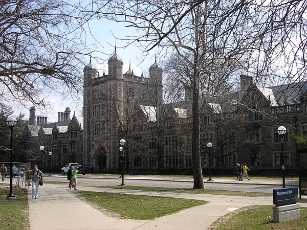 University of Michigan at Ann Arbor