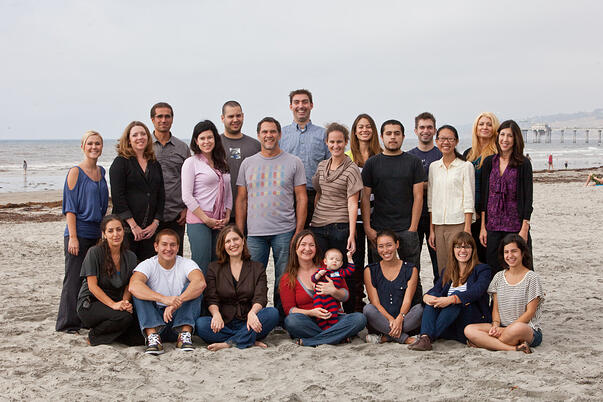 Autism Center of Excellence team UCSD