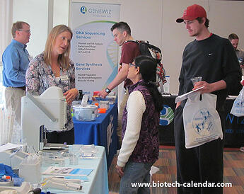 Lab suppliers have the opportunity to meet with hundreds of life scientists at the 2015 BioResearch Product Faire™ Event in Pullman, WA.