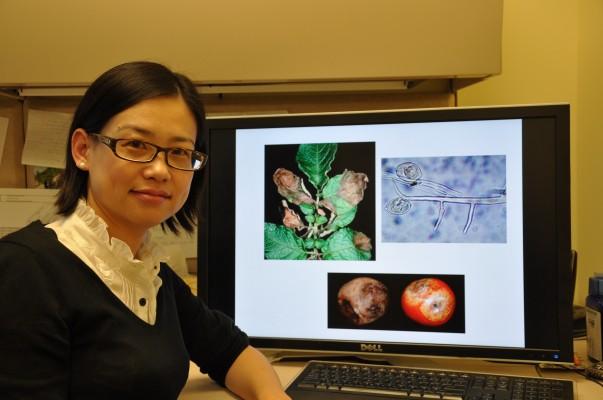riverside microbiologist wenbo ma