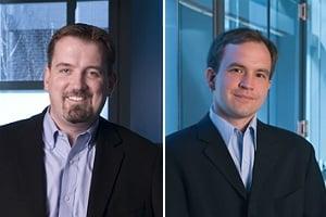Jason Burdick and Robert Mauck