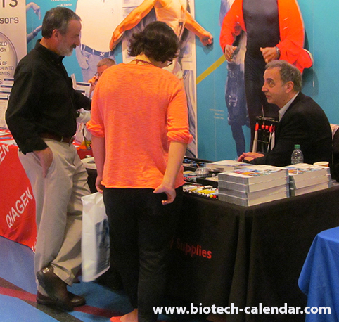 Life science researchers find new lab supplies at vendor shows