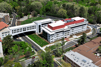 Emory University Health Sciences Research Building