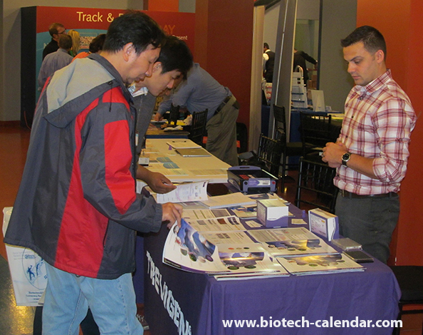 New York biotech showcase helps science supply companies market lab products to active researchers.