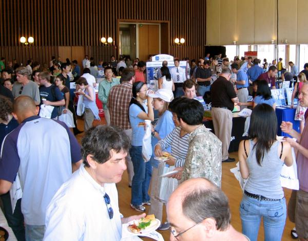 Laboratory marketing at Berkeley