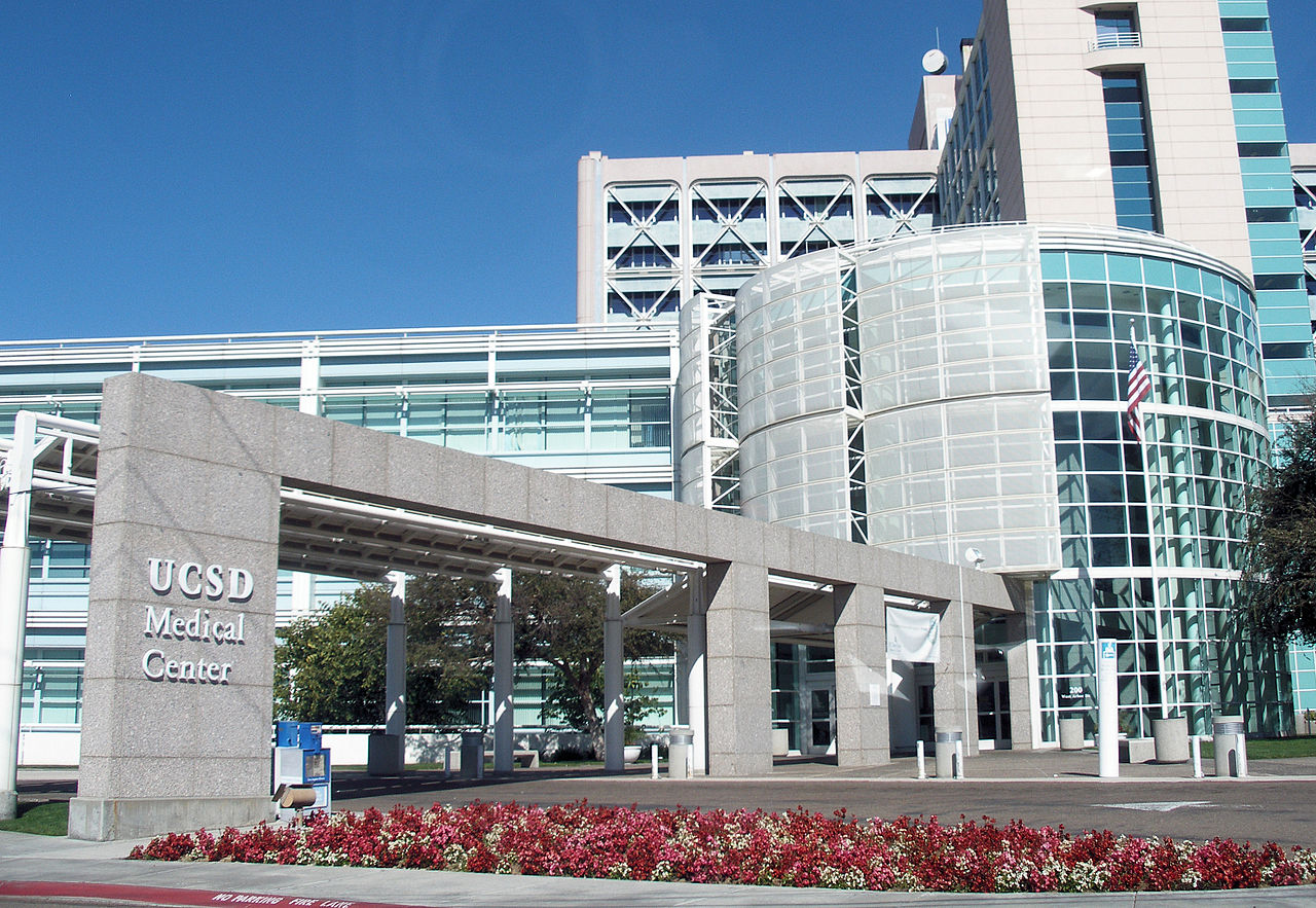 market lab products to life science researchers at the UCSD Medical Center.