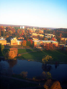 UMass_Amherst_Pond-1