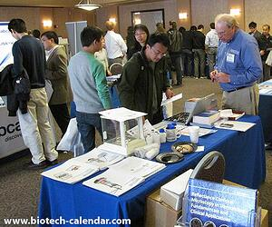 Lab suppliers market to hundreds of university scientists in 2014.