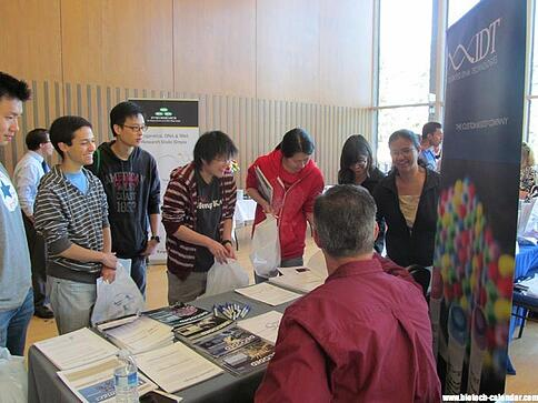 The University of California, Berkeley BioResearch Product Faire™ life science research event June 3, 2014.