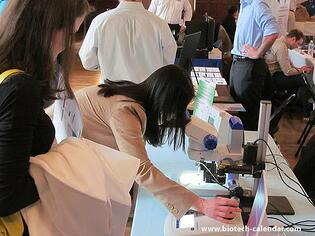 Scientists are shown the best in laboratory technologies at the Georgetown BioResearch Product Faire™ event.