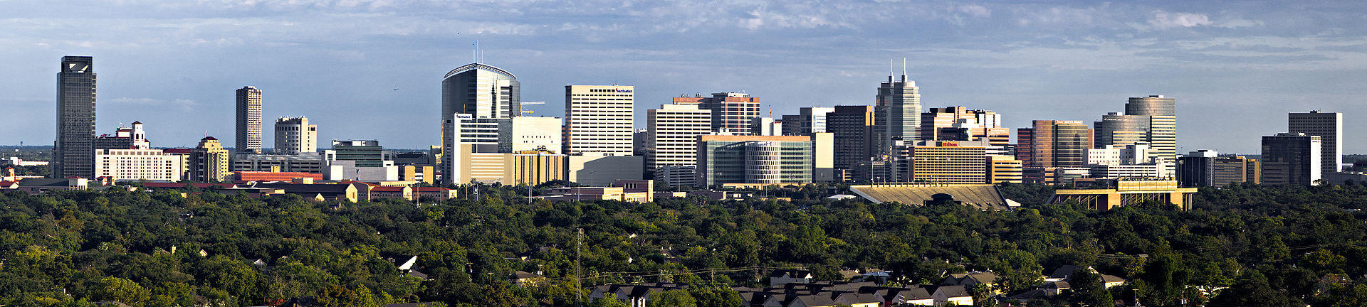 Texas Medical Center is the largest medical complex in the world.